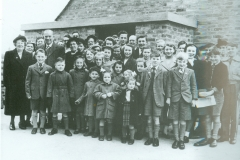 Chalgrove Methodist School opening