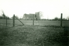 Church from Williams Garden - (now Baronhurst Estate)