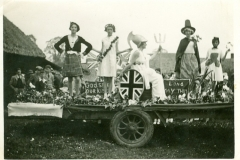 Float from 1935 Jubilee Parade