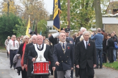 Remembrance Sunday 2015