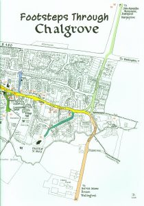 Cover of Footsteps Through Chalgrove - £2.50