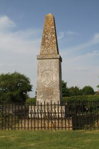 Chalgrove Monument